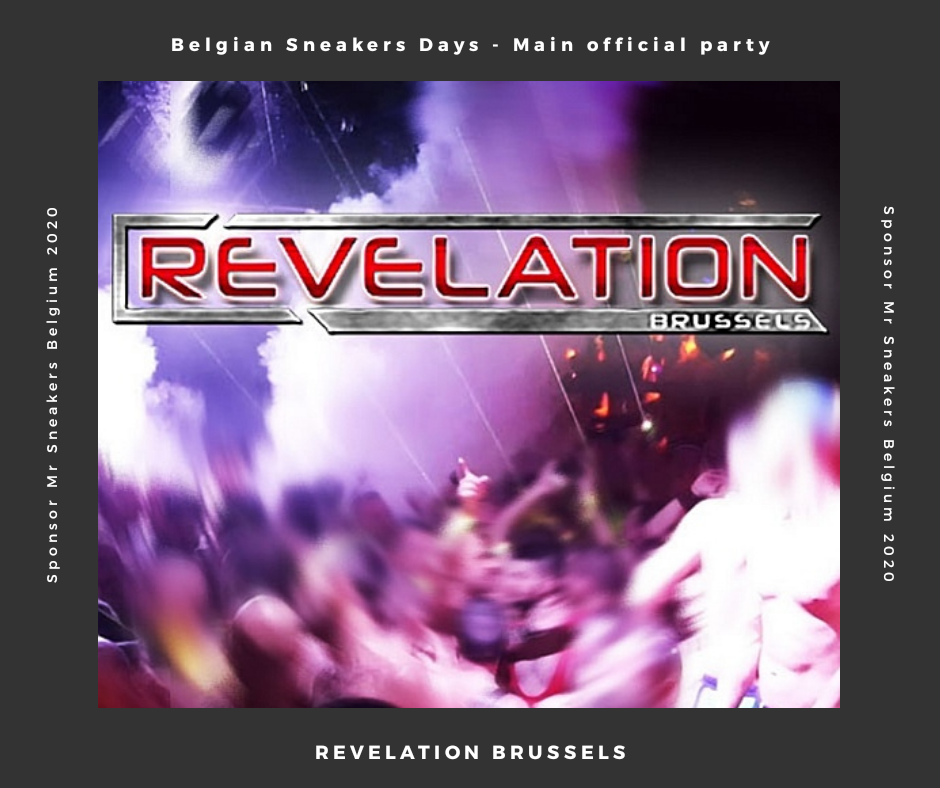 Revelation : main official party