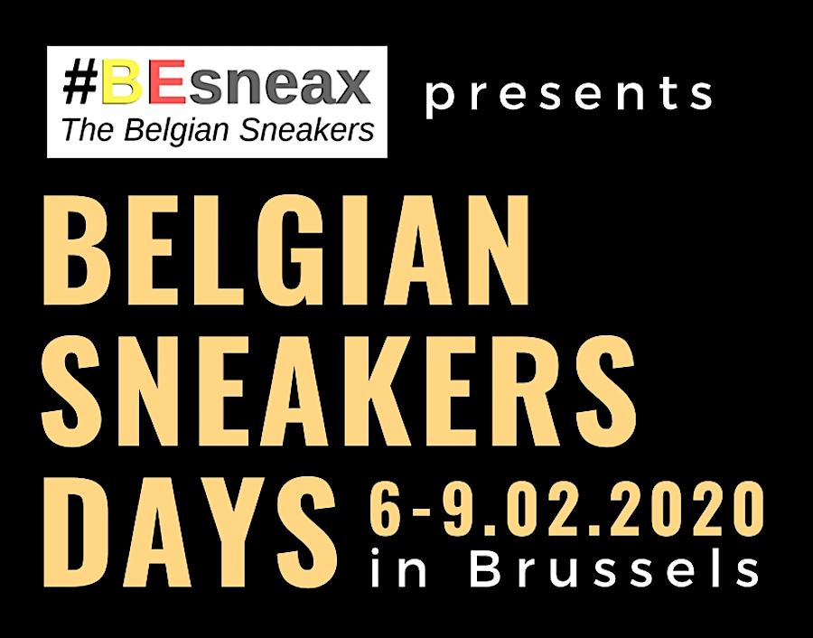 Belgian Sneakers Days