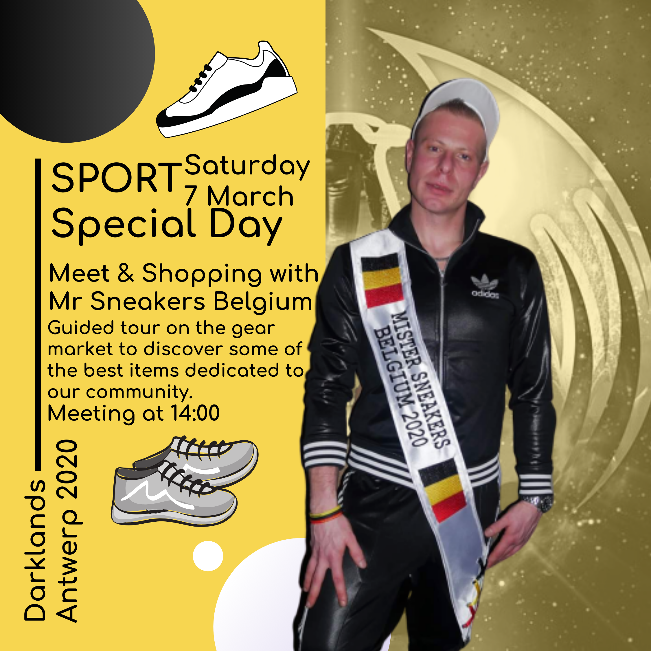 Sport Special Day at Darklands