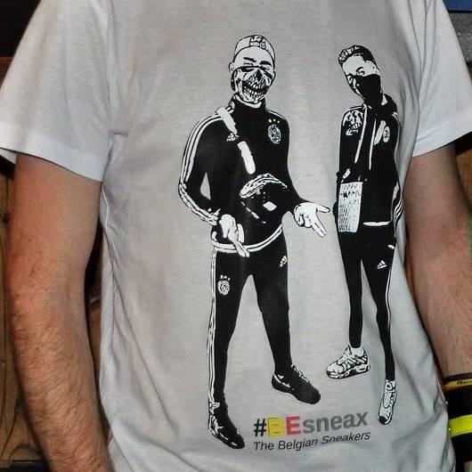 T-shirt #BEsneax