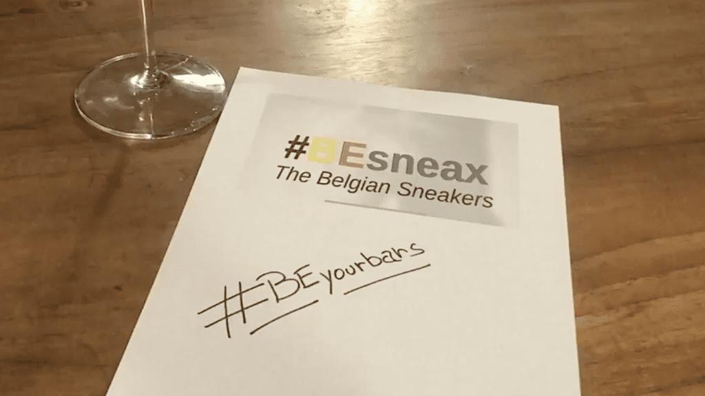 #BEyourbars