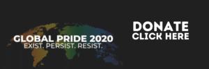 Global Pride - Donate Button