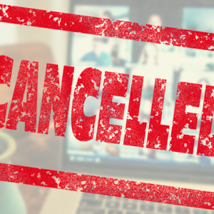 Virtual Sneakers Meeting canceled