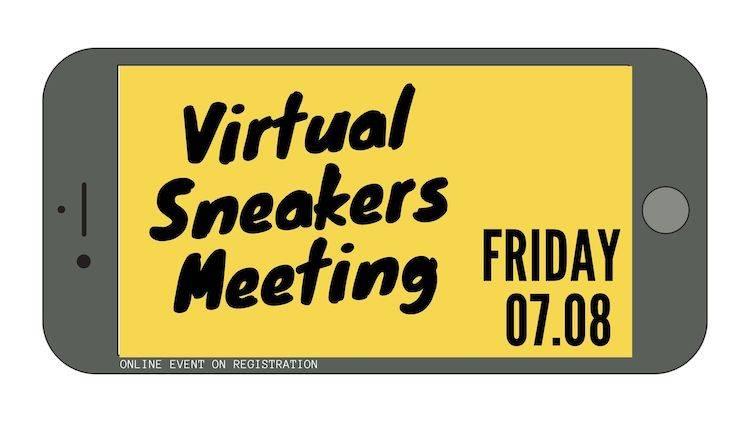Virtual Sneakers Meeting