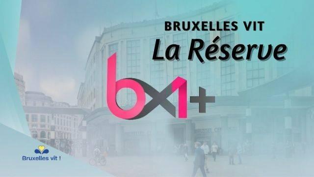 La Réserve - Reportage BX1