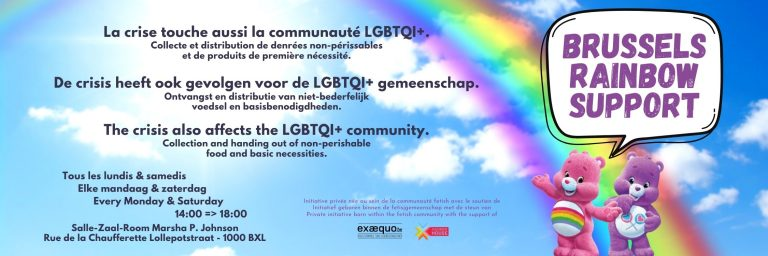 Brussels Rainbow Support